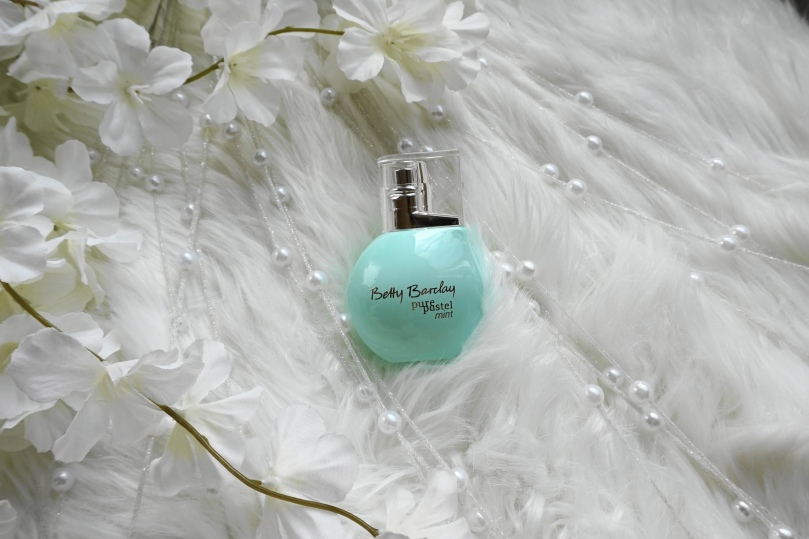 betty barclay pure pastel mint bottle