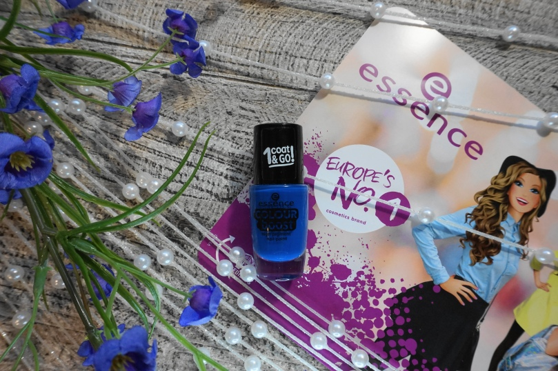 essence colour boost blue