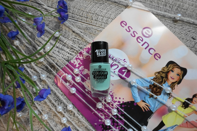 essence colour boost green