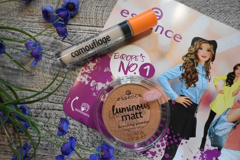essence camouflage luminous matt
