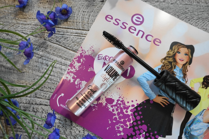 essence volume stylist mascara