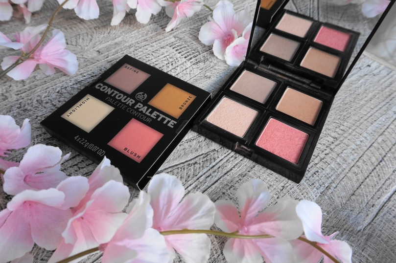 the body shop contour palette2