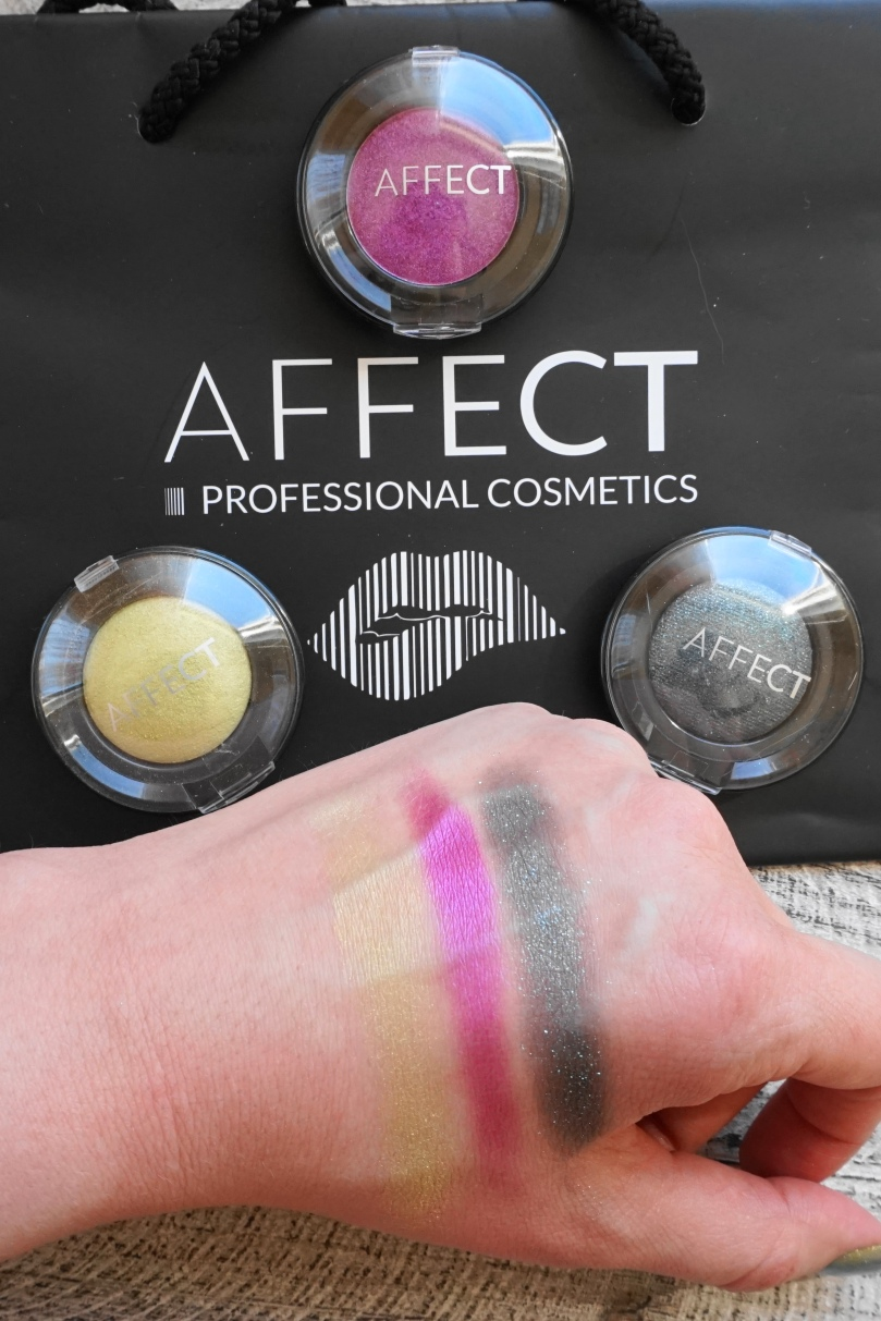 affect cosmetics pressed eyeshadow baked