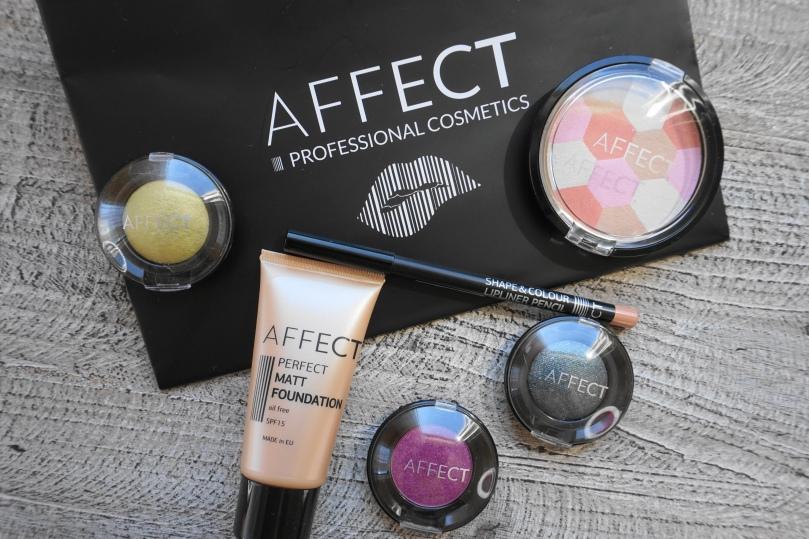 affect professional cosmetics
