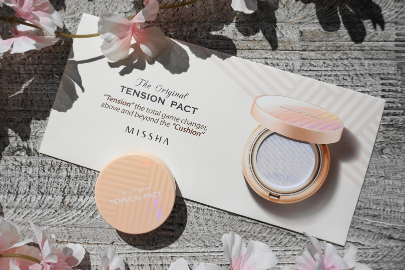 missha tension pack