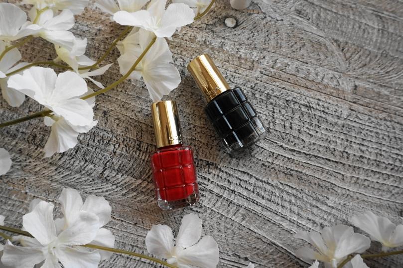 loeral noir noir rouge amour