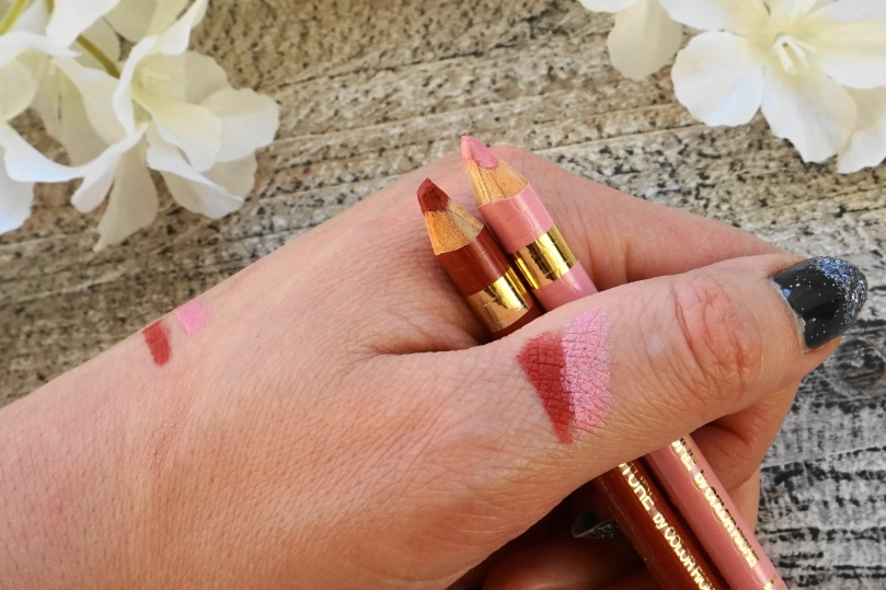 loreal color riche lip liner swatch