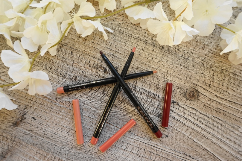 maybelline lip liner color sensational