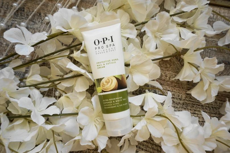 opi pro spa protective hand nail and cuticle cream