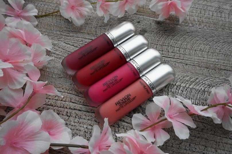 revlon hd ultra matte lipcolor