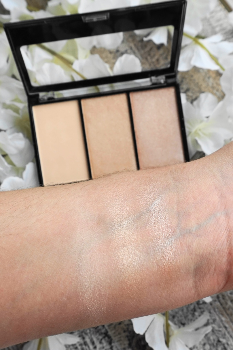 bys highlight trio swatch