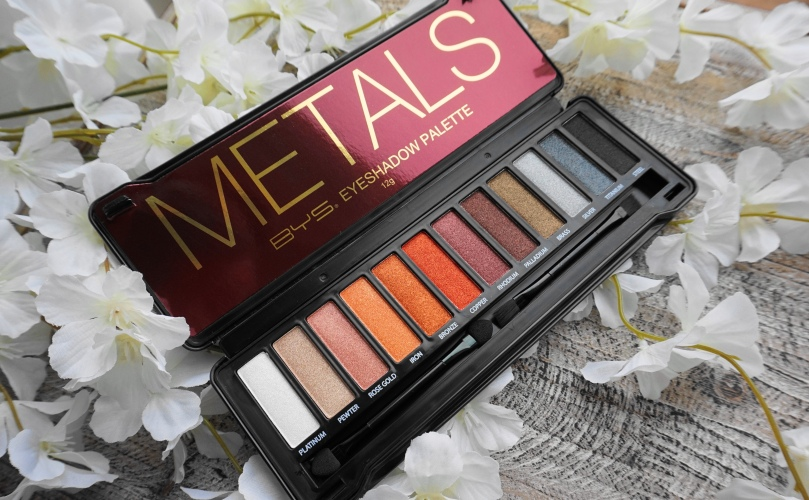 bys metals eyeshadow