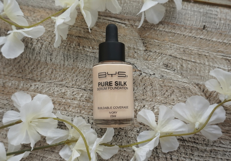 bys pure silk foundation
