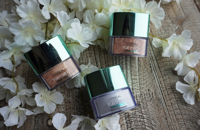 L'Oreal True Match Mineral Foundation and Powder review