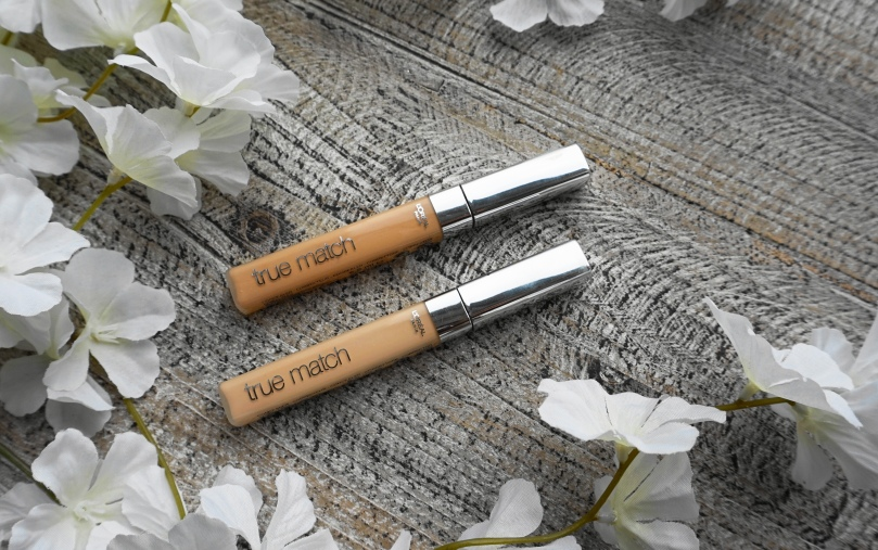 loreal true match concealers