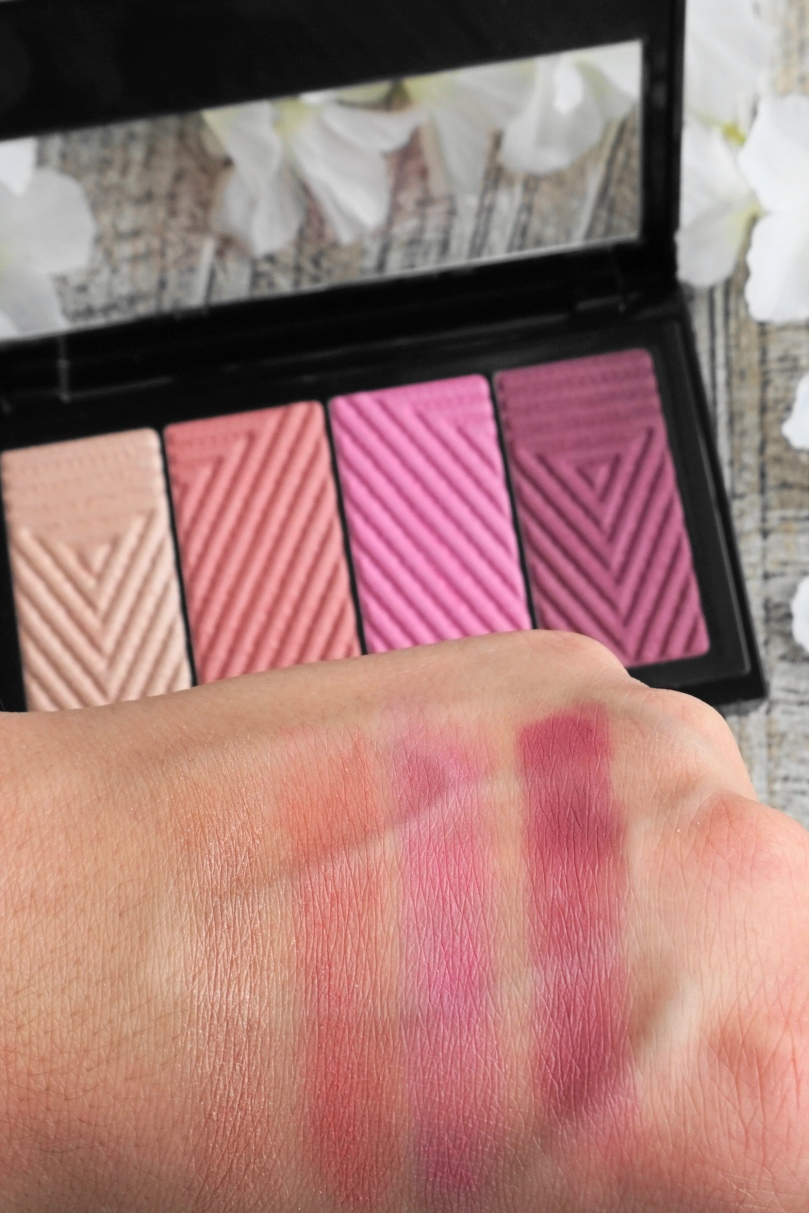 maybelline master blush swatch