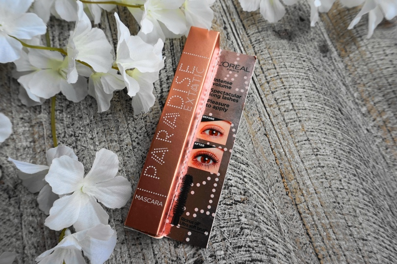 02b636d7438 L'Oreal Paris Paradise Extatic Mascara – Adryana´s Beauty Blog