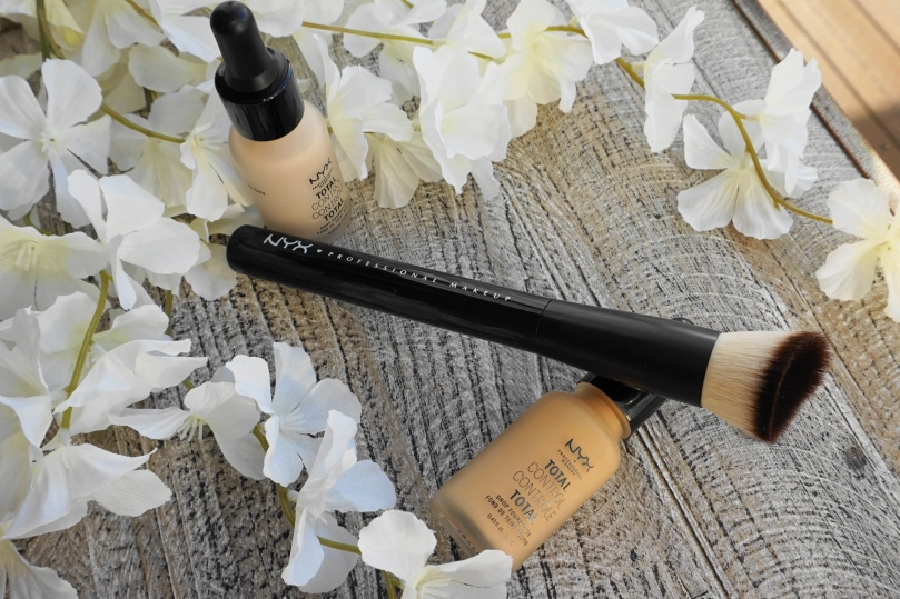 nyx control drop foundation brush