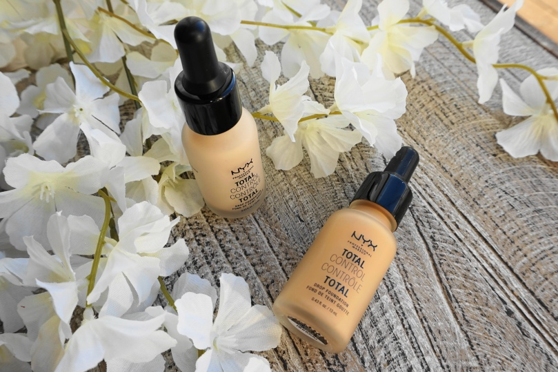 nyx total conrtol drop foundation