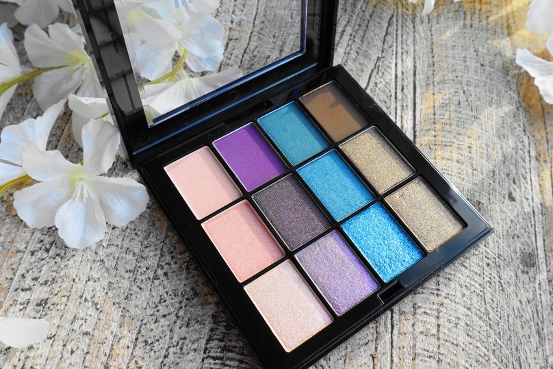 nyx ultimate multifinish eyeshadows