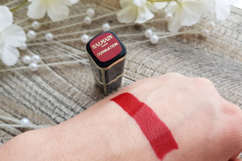 loreal balmain couture domination swatch